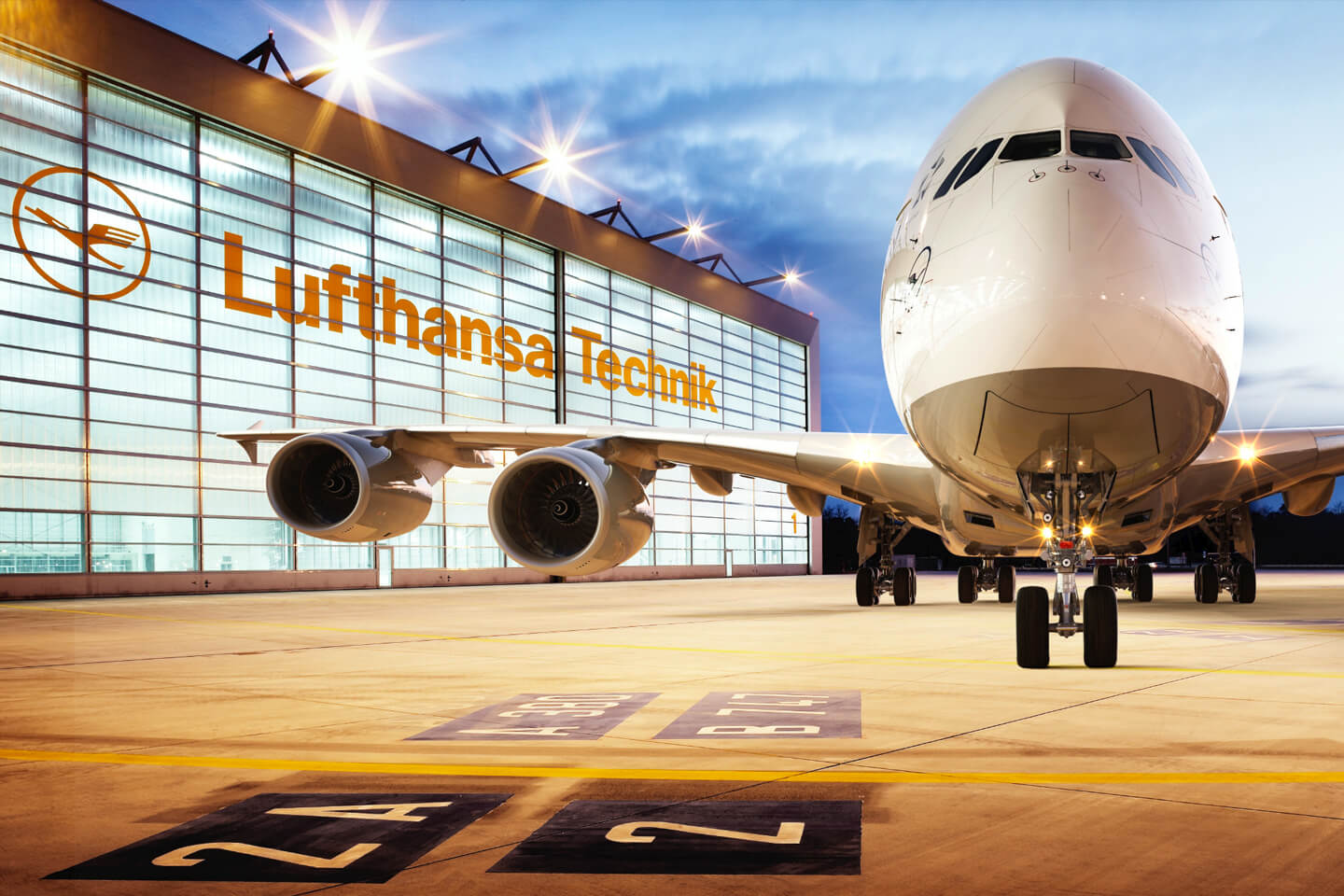 Lufthansa Technik Germany